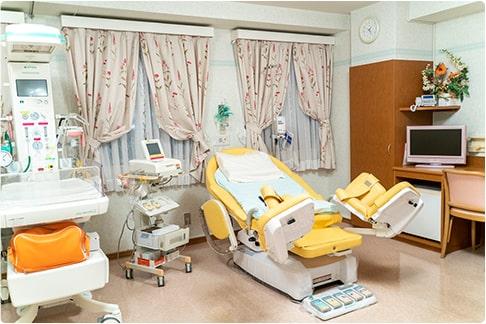分娩室(LDR)